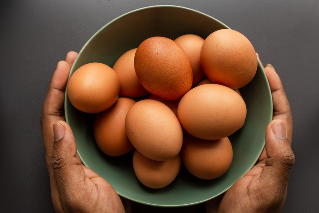 best healthy foods for weight loss: eggs