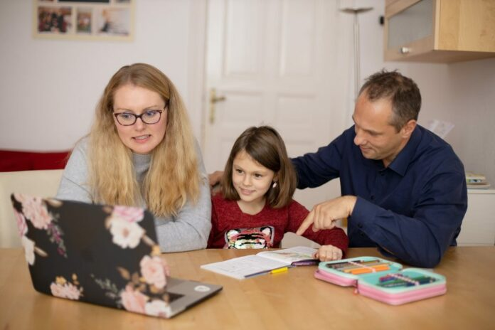 family role in education of child