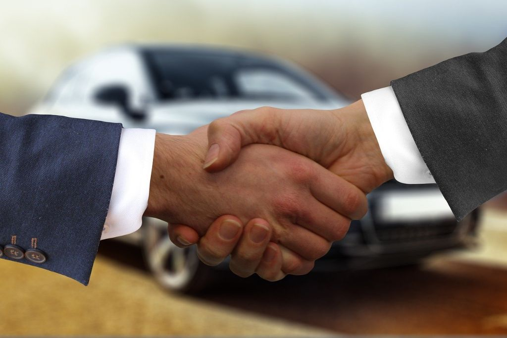 importance of maintaining a good credit score: buying car