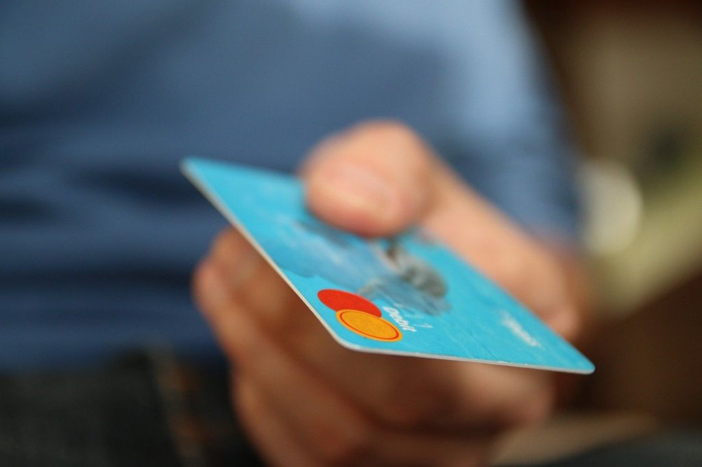 use your credit card to save